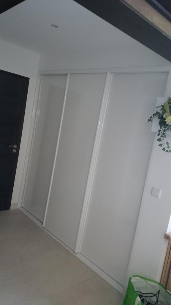 façade blanc Gloss
