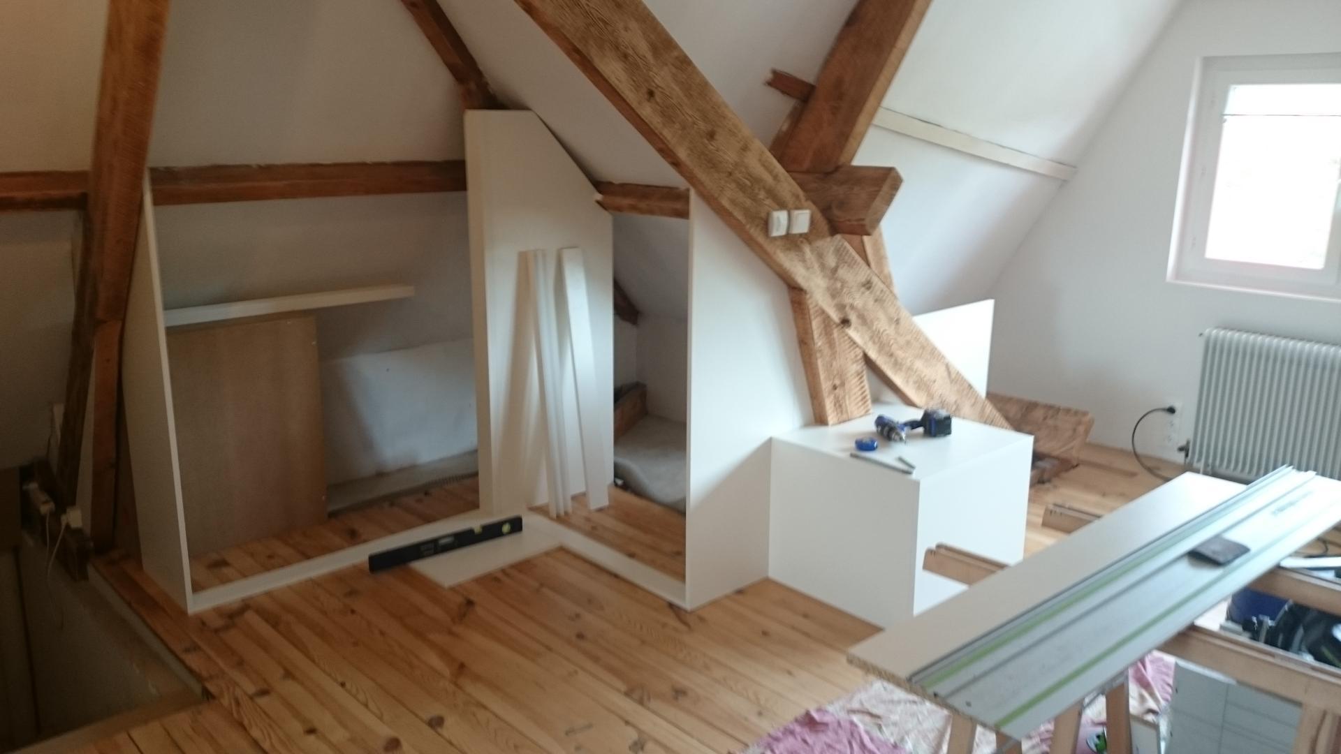 r alisations d 39 agencement s mesure placard parquet. Black Bedroom Furniture Sets. Home Design Ideas